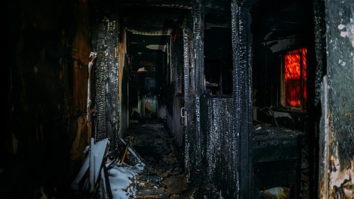Borzalmas tragédia: ágyában dohányzott, majd kigyulladt a szoba, újév napján kellett meghalnia