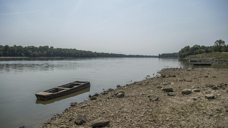 Visszakapja a vízi életét: ezt a magyarországi Duna-ágat készülnek rehabilitálni