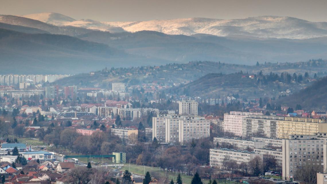 Figyelem: több vidéki városban aggasztóan romlott a levegő minősége