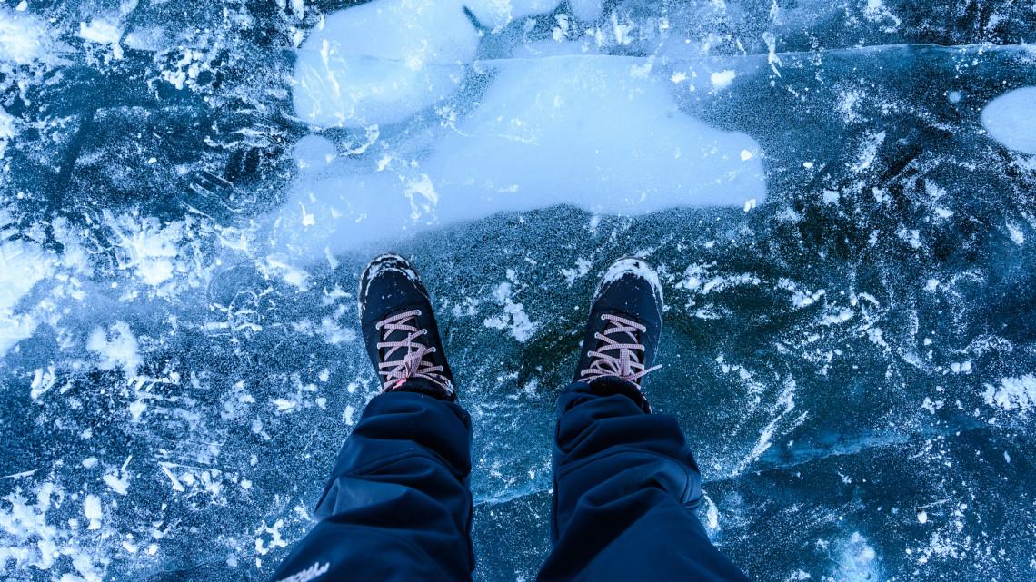 Ettől még a Balaton vize is be fog fagyni: sarkvidéki levegő tör be, dermesztő hideget hoz