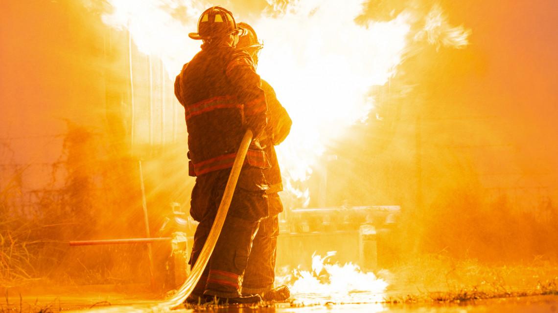Tűz ütött ki egy vidéki kórházban: 128 beteget kellett kimenekíteni