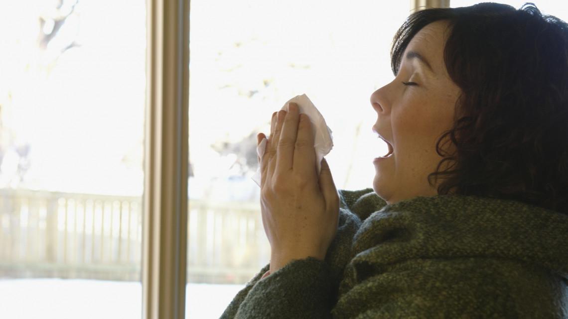 Már most itt a nyakunkon az allergiaszezon: ne keverd a össze a tüneteit a koronavírussal!