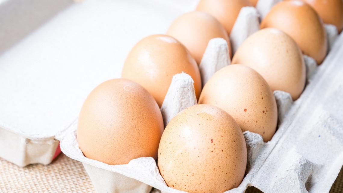 Ez őrület: még tovább drágul a tojás, pedig már tavaly felment az ára