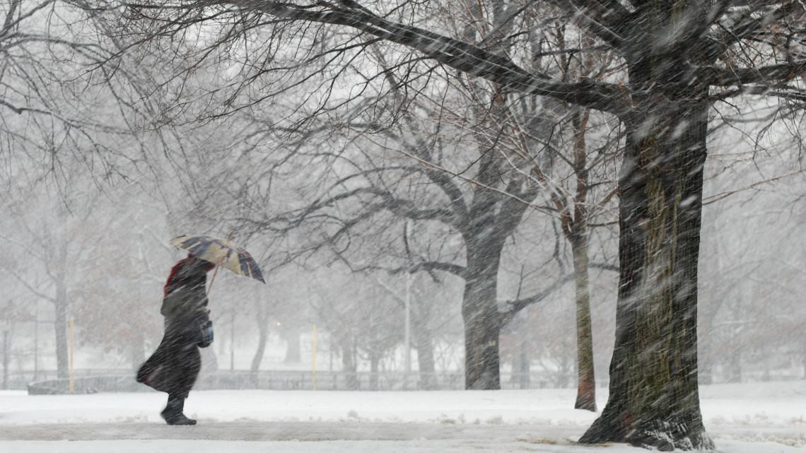 Bezúdul a hideg: ónos esőre, hóra és szélre figyelmeztet a meteorológiai szolgálat