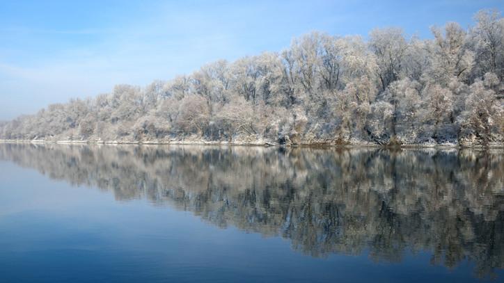 Van jó oldala is a borzasztó hidegnek: nem várható jelentős áradás a Tisza felső szakaszán