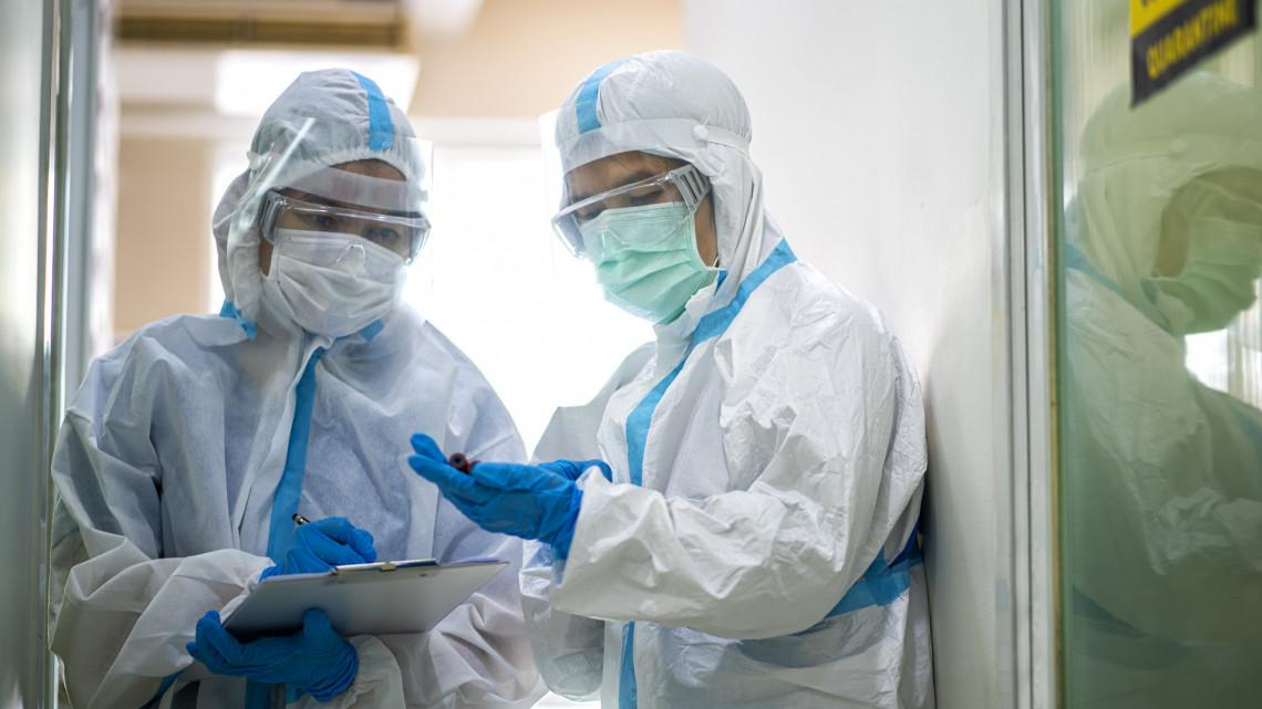 Aggasztó: megugrott a fertőzöttek száma a vidéki járványkórházban