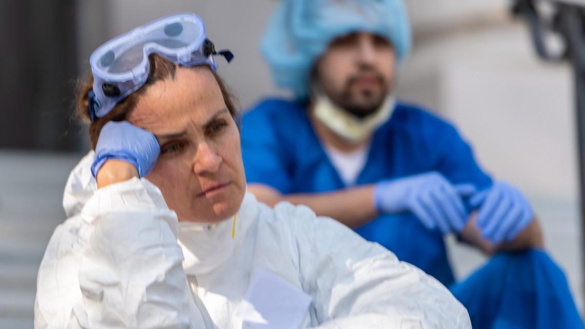Iszonyatos a káosz: ebben a vidéki kórházban felmondott az összes közalkalmazott orvos