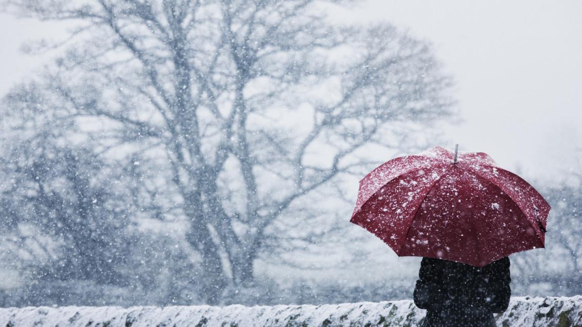 Márciusi havazás: az Északi-középhegységben már fehéredik a táj + Video