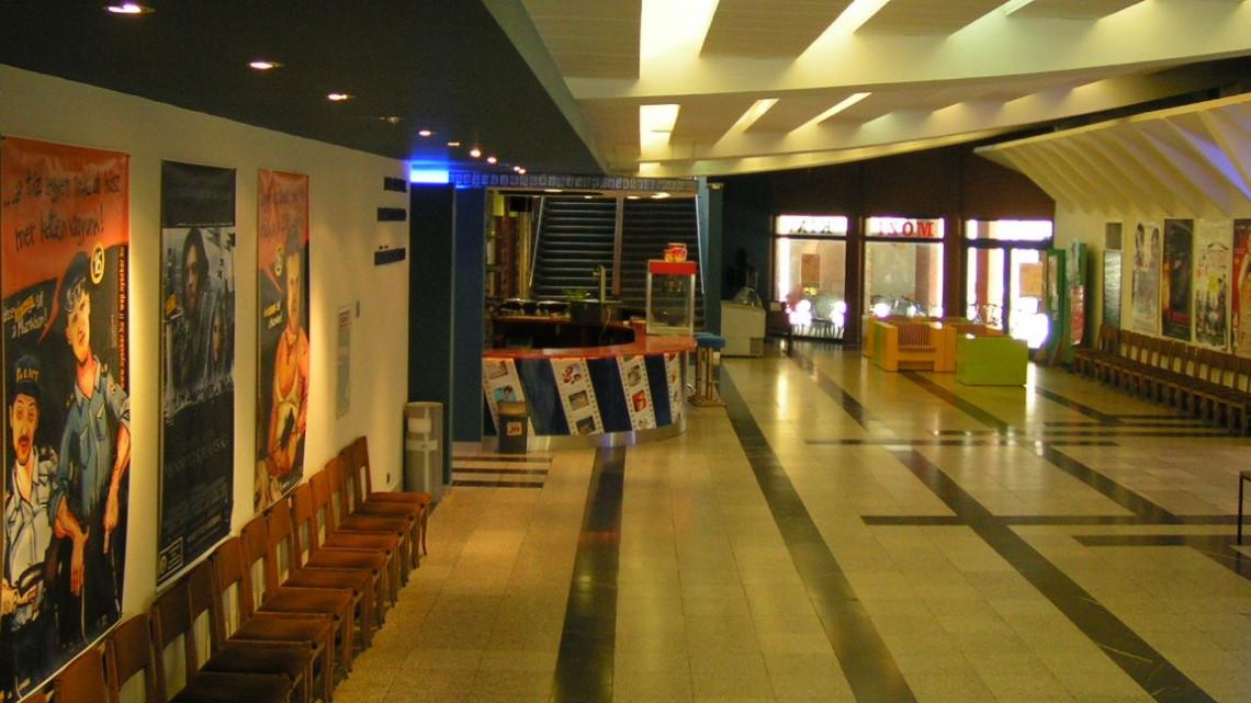 Meglepő, de logikus: még a belvárosi moziból is oltópont lesz Szombathelyen