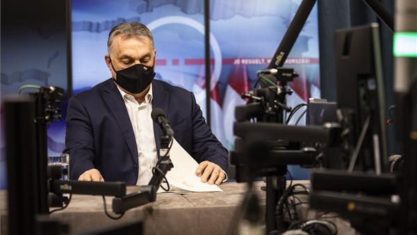 Orbán Viktor: a hajnal előtti legsötétebb pillanatokat éljük, a legnehezebb hét következik