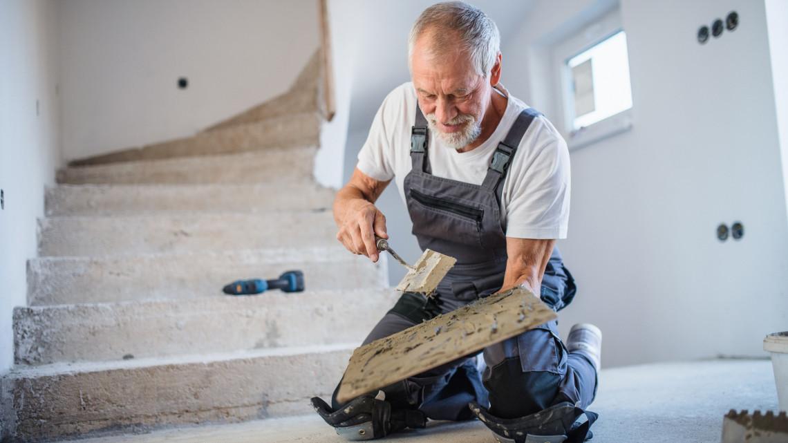 Rendesen felpörgött a hazai építőipar: ennyivel ugrott meg a termelés