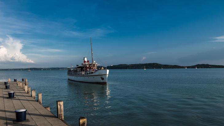 Durván rekordot döntött a balatoni hajózás: forgalmasan indult a május