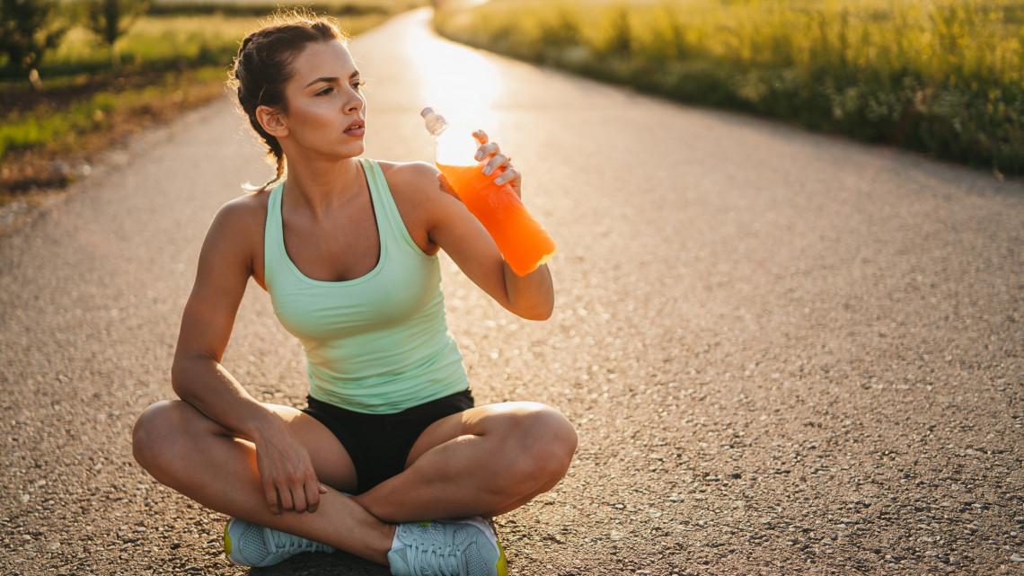 Méregdrága sportitalok helyett: kiadós edzés után így töltsd fel az energiaszinted