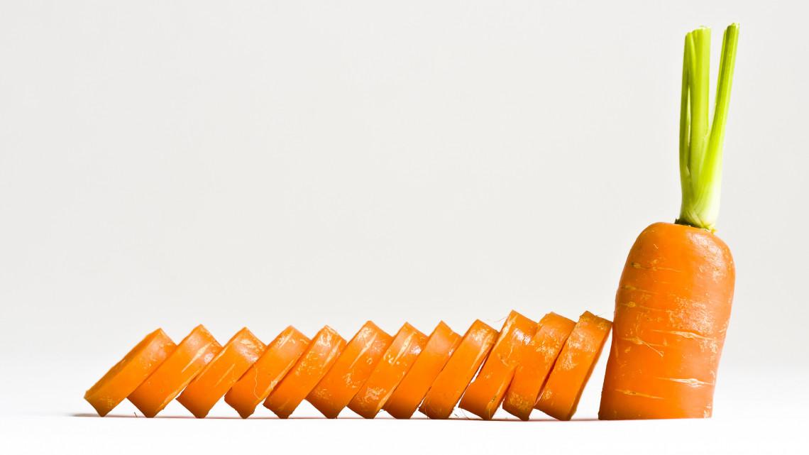 Sárgarépa kalória értékek: nyers és főtt sárgarépa kalória, sárgarépa főzelék kalória, sárgarépa krémleves kalória