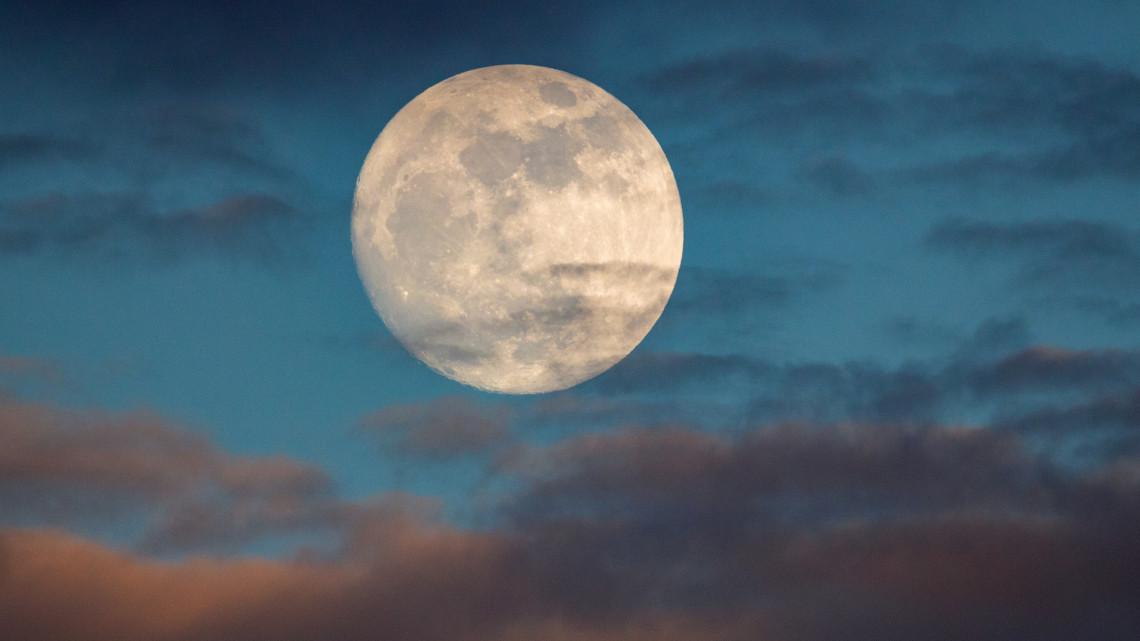 Nem fogod elhinni, mi lesz ma éjjel: ha felnézünk az égre, szuperholdat láthatunk
