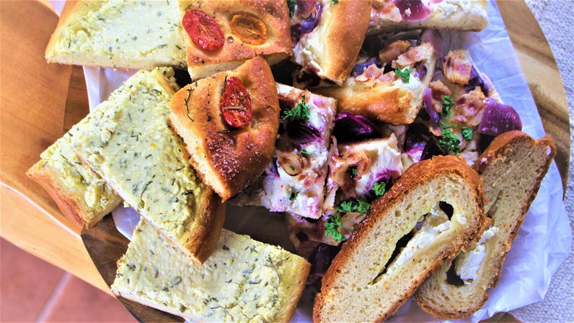 A leggazdaságosabb ebéd hó végére: így készül az igazi magyar Focaccia