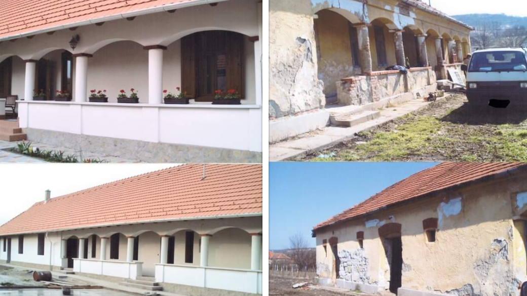 Egymillióba sem került az omladozó, százéves parasztház: így lett csodás otthon