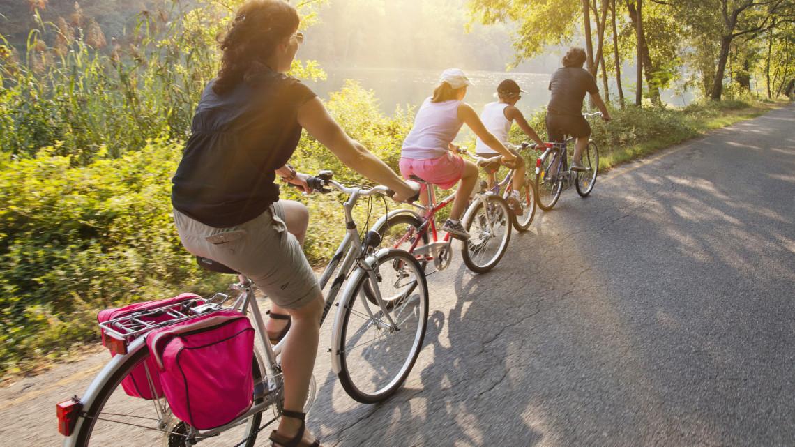 1,5 milliárdért kerékpáros paradicsom? Ezt tervezik az ország egyik legszebb vidékére