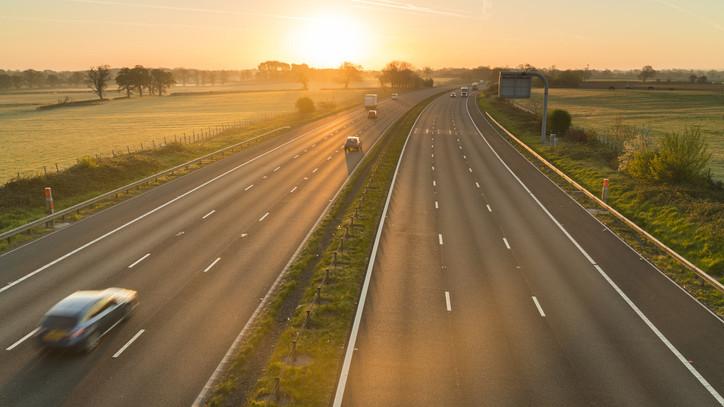 Rengeteg autóst érint: lezárásra kell számítani hétvégén ezen az autópályán