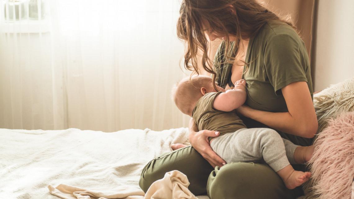 Minden cseppje kincs: az egészséget szívja magába a csecsemő