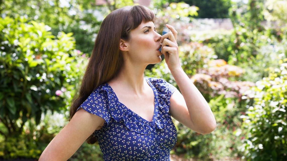 Ők megszenvedik a nyarat: hasznos trükkök az asztmás rohamok kivédésére