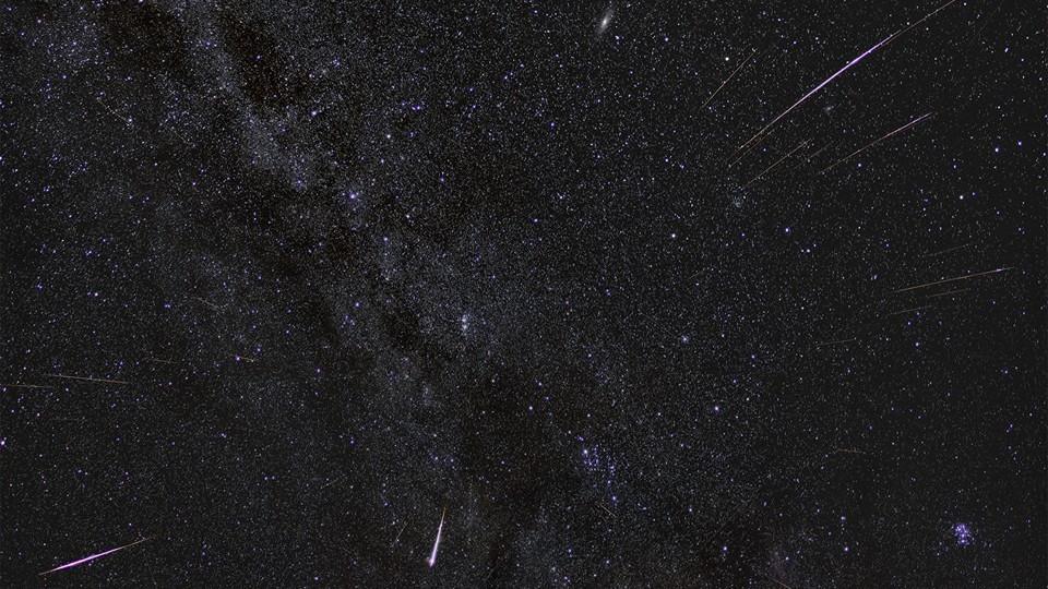 Nem semmi látványban lehet részünk: elvarázsol az éjszakai égbolt a nemzeti parkokban