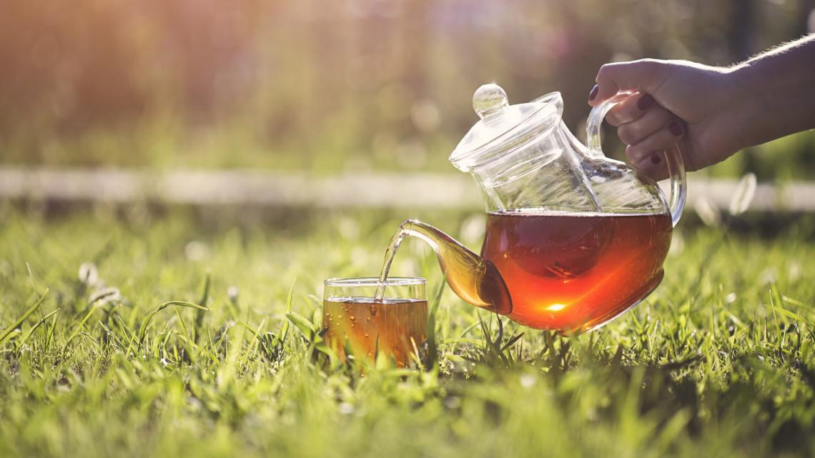 Forró teával az extrém hőség ellen: így készítsük el, hogy extrán hűsítsen