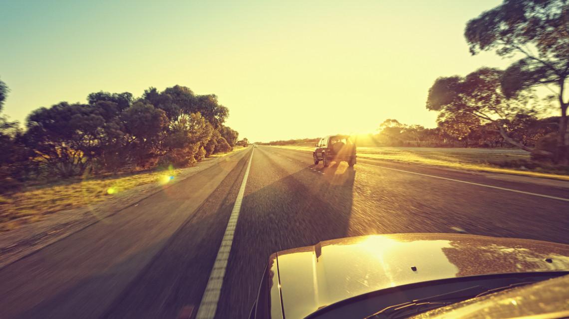 Újabb baleset történt a halálúton: Hajdúszovát felé terelik a forgalmat