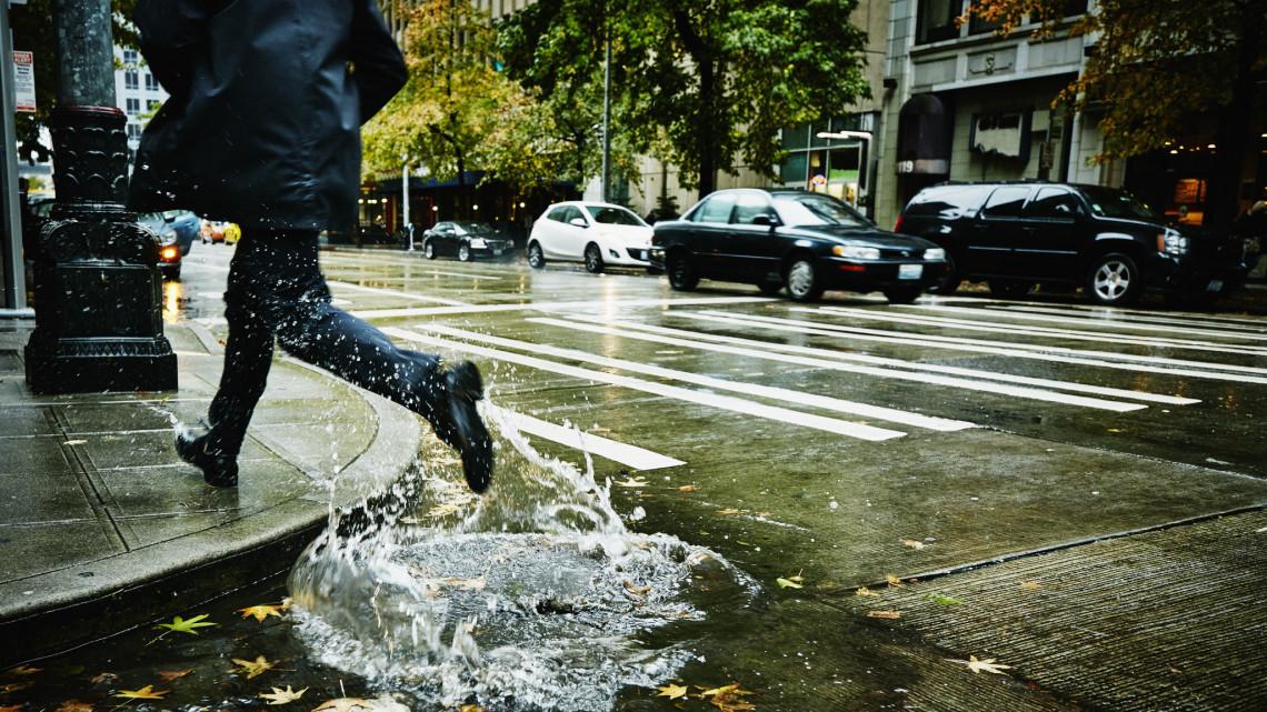 Borús, esős időre számíthatunk: mutatjuk, hol érdemes elővenni az esernyőket