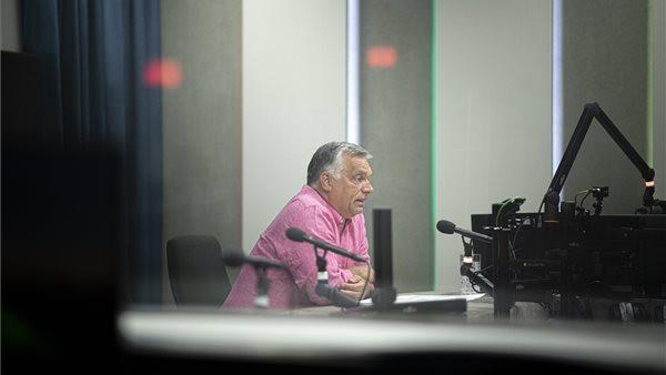 Orbán Viktor: száguld a gazdaság, jöhet az ingyenpénz a nyugdíjasoknak