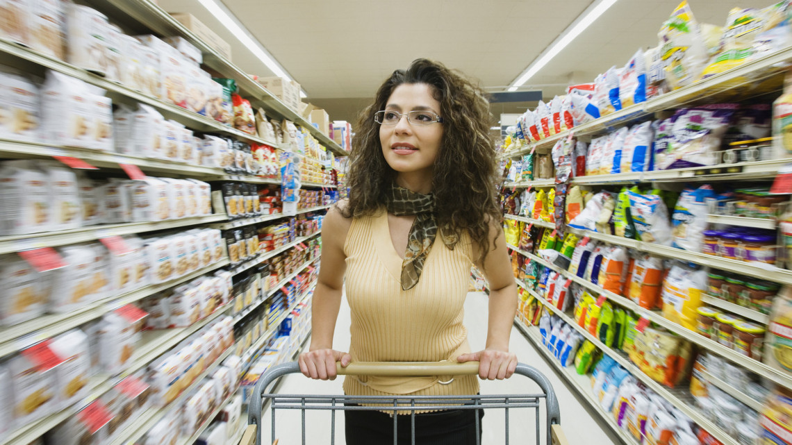 Mégis nagyobb az infláció, mint várták: tovább emelkednek az élelmiszerárak