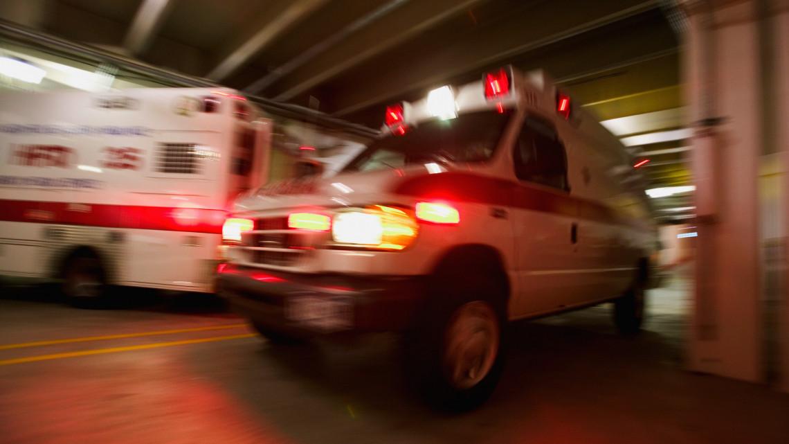 Ilyen szörnyűt ritkán látnak a mentősök: pokrócba csavarva hagyták magára az újszülöttet